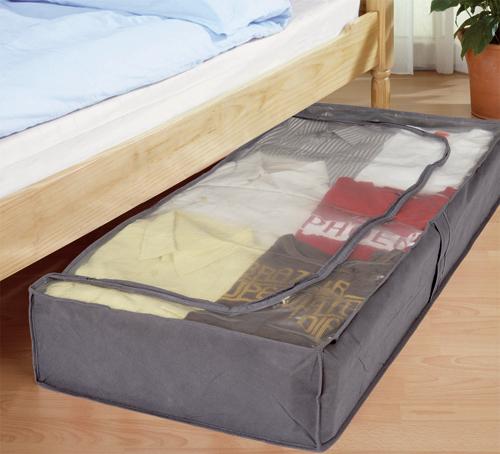 Sous le lit 20 id es rangement moins de 100 euros - Idee rangement sous vetement ...