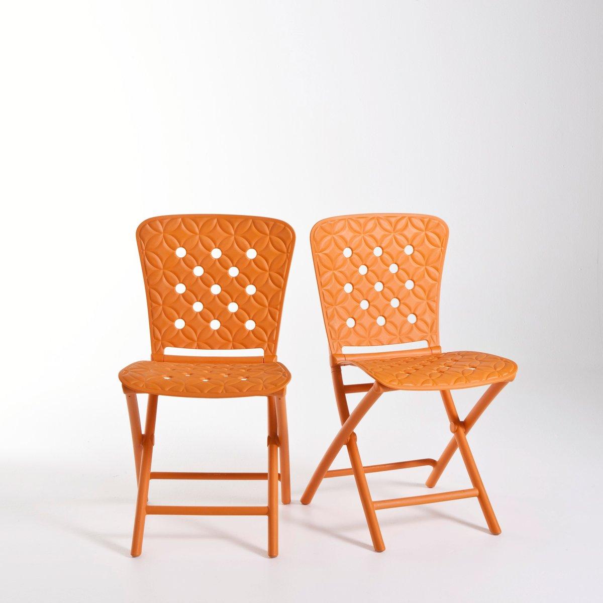 chaise r tro pliable le plein de couleurs chaises pour le jardin si ges s lection. Black Bedroom Furniture Sets. Home Design Ideas