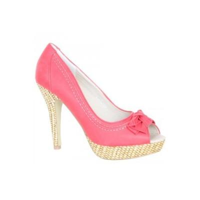Chaussures roses BYiwO