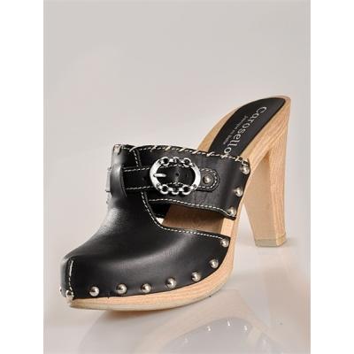 prenez de la hauteur avec la mule en toile tommy hilfiger mules femmes chaussures. Black Bedroom Furniture Sets. Home Design Ideas